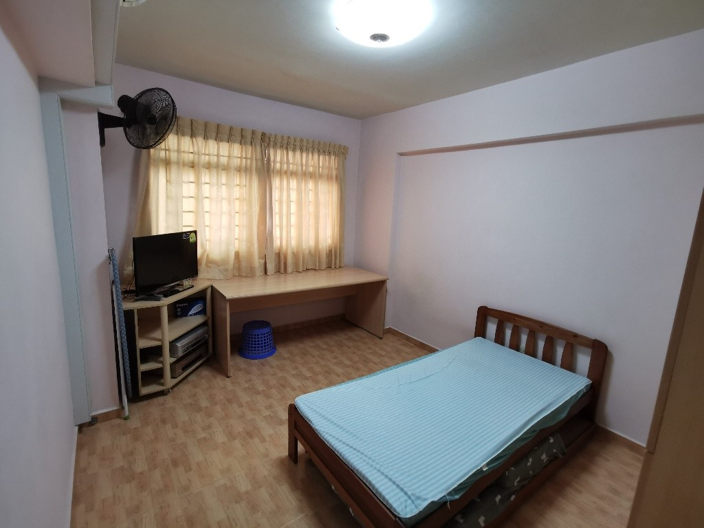 Cosy Room for Rent in CCK  - Choa Chu Kang - Bedroom - Homates Singapore